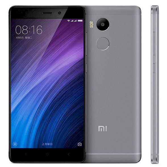 Смартфон Xiaomi Redmi 4 Prime 32GB (Grey)