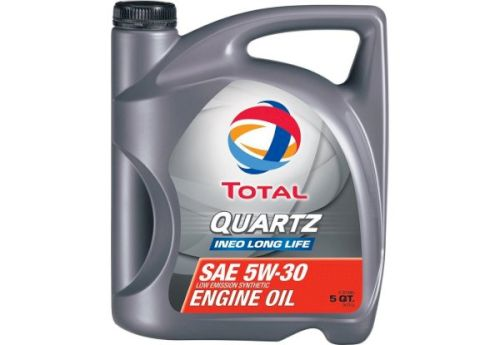 Моторное масло Total Quartz INEO LONG LIFE 5W-30 5л