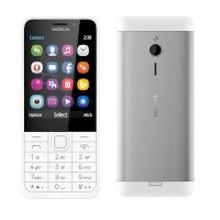 Nokia 230 DS White 2,8""