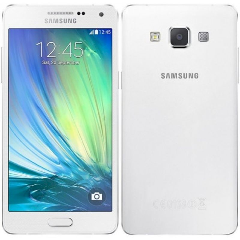 "Samsung A500 Galaxy A5 white 5,0"" RAM: 2Gb. ROM:16Gb Quad Core"