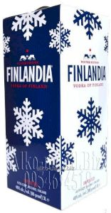 Водка Finlandia Winter Edition 3L Финляндия 3 литра