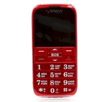 Sigma Comfort 50 Slim RED