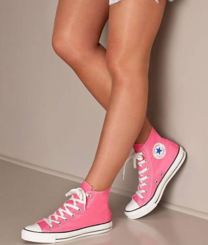 All Star Canvas Hi Converse