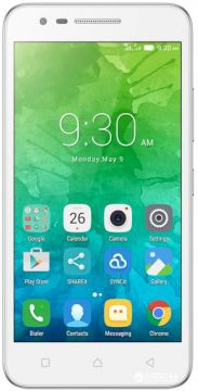 "Lenovo C2(K10a40) DS White 5"" RAM: 1Gb. ROM:8Gb Quad Core"