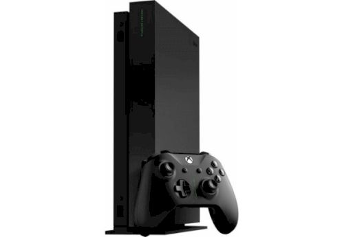 Игровая консоль Microsoft Xbox One X 1TB Black