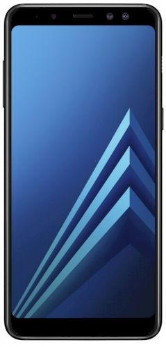 Samsung Galaxy A8 2017 Duos 16Gb Black