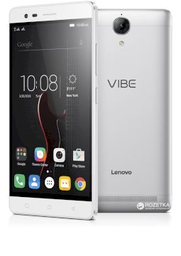 "Lenovo Vibe K5 Note DS (A7020a40) Silver 5.5"" RAM: 3Gb. ROM:16Gb Octa Core"