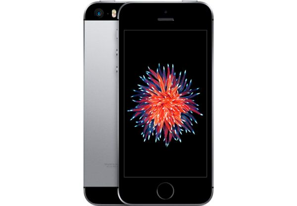 Apple iPhone SE 16 GB Space Gray