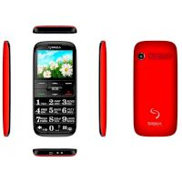 Sigma Comfort 50 Slim RED-Black