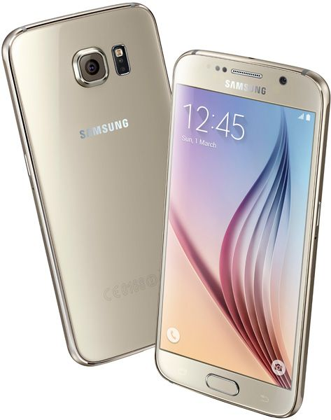 "Samsung SM-G920 Galaxy S6 64Gb Gold Platinum5,1""  RAM: 3Gb. ROM:64Gb Octa Core"