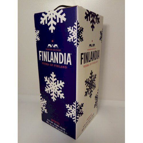 Водка « FINLANDIA WINTER EDITION» 3L