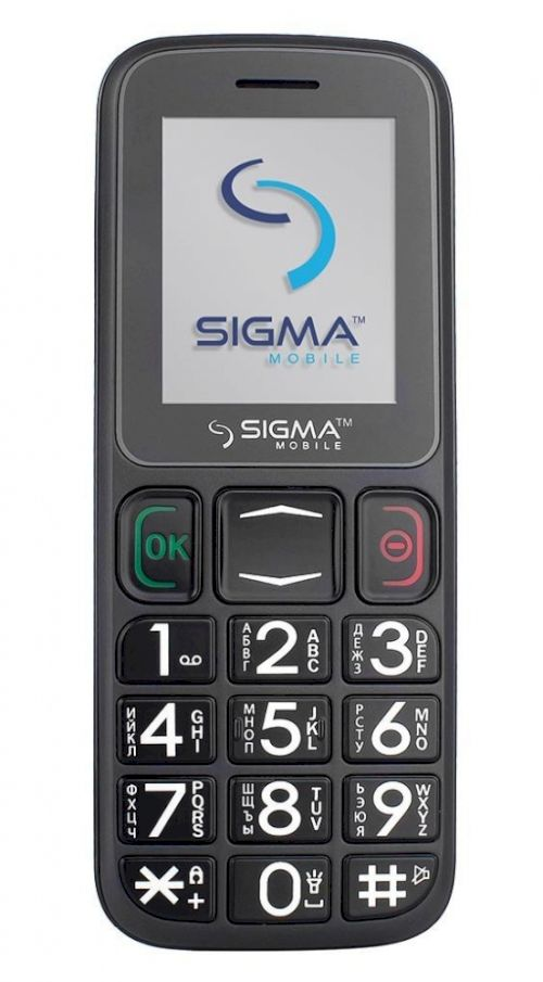 Sigma Comfort 50 mini3 grey-black