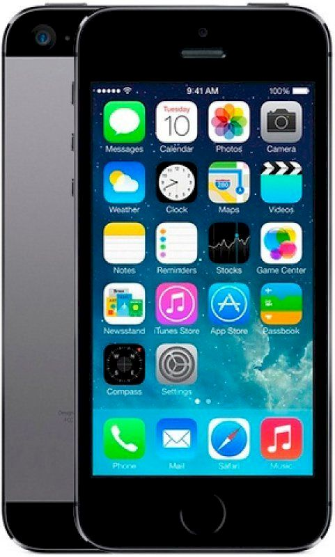 iPhone 5s 16GB (Space Gray)