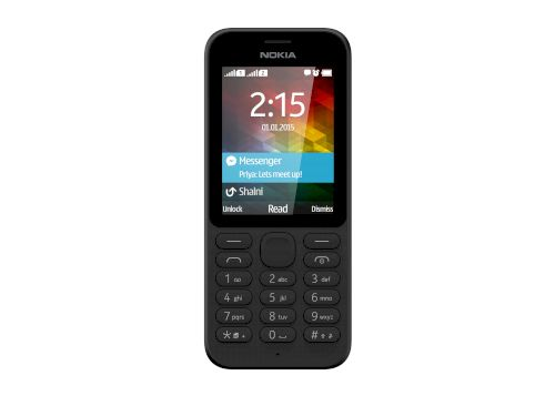 Nokia 215 DS Black 2.4""