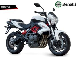 Benelli TNT600s ABS