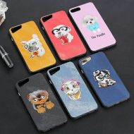 Dog-printed cases