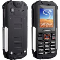 Sigma Xtreme IT68 black IP68