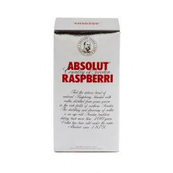 Водка Absolut Raspberry (Абсолют малина) - 2 л